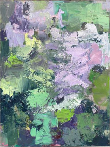 Michelle MARRA - Painting - Shelter Skelter