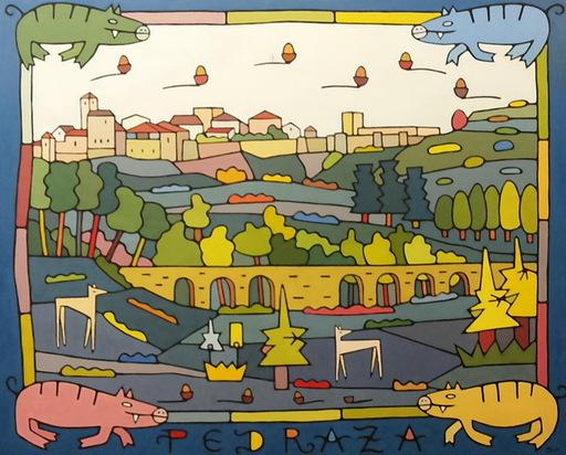 Jorge PETEIRO - Pintura - PEDRAZA