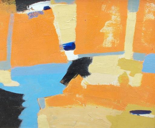 Philippe MAGNARD - Gemälde - Abstrait