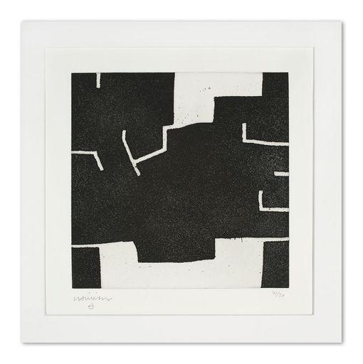Eduardo CHILLIDA - Print-Multiple - Zeihartu  V
