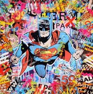 AÏROH - Painting - Superman x Aiiroh
