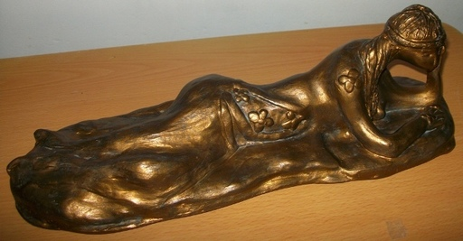 ATCHAMA - Sculpture-Volume - meditation1
