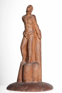 Arturo MARTINI - Sculpture-Volume - SAN SEBASTIANO
