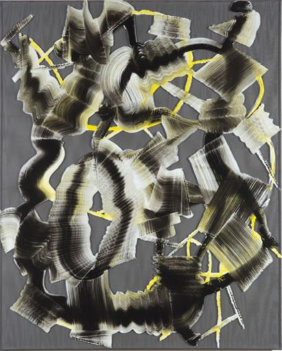 Christian BONNEFOI - Painting - PL IV - ref