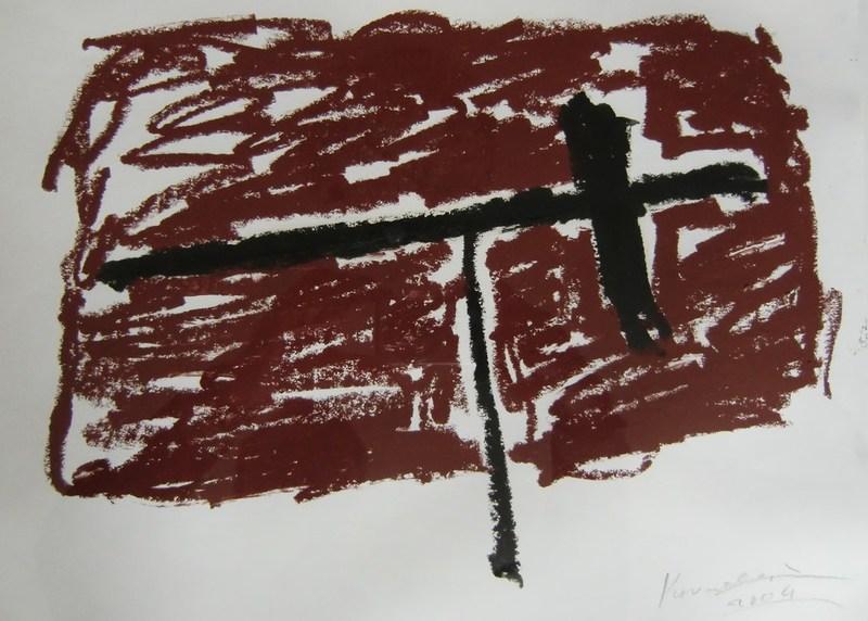 Jannis KOUNELLIS - Peinture