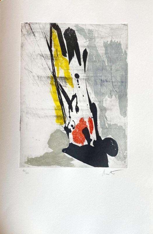Jean MIOTTE - Print-Multiple - Près des murs