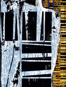 Jorge ENRIQUE - 绘画 - Crossroads #1