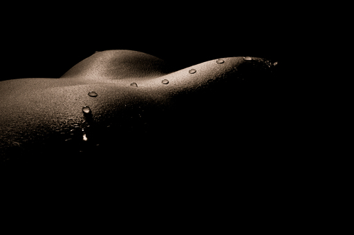 Pierre VOLPE - Photography - Droplets 12    (Cat N° 6558)