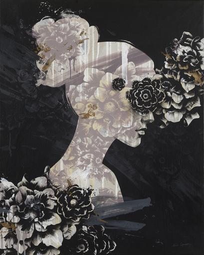 Eric LACAN - Gemälde - De la fumée sans feu