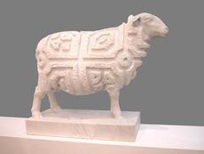 Gerard MAS - Escultura - Oveja versallesca