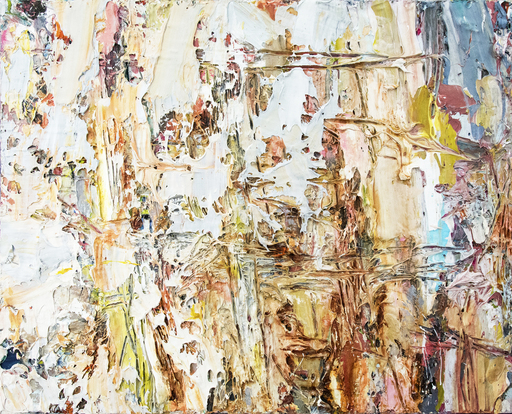 Adam COHEN - Gemälde - Sirocco