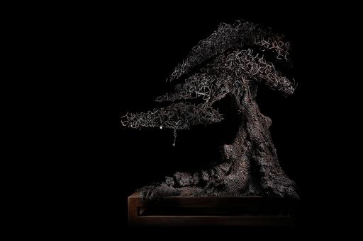 DIGEMA - Sculpture-Volume - #L'Arbre Bô. VENDUE