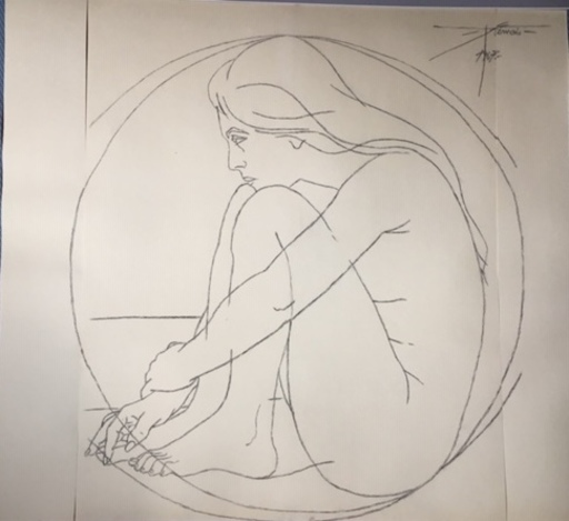 Pierre-Yves TRÉMOIS - Drawing-Watercolor