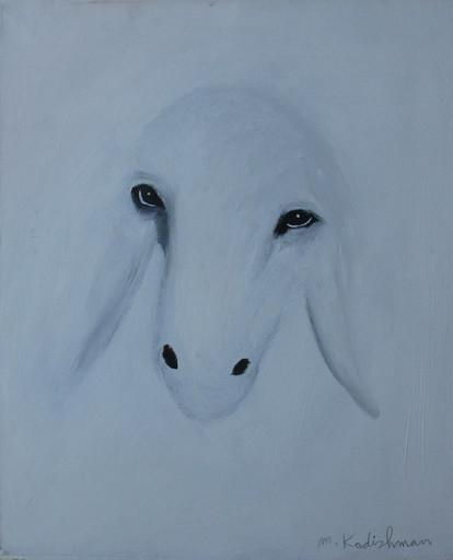 Menashe KADISHMAN - Painting - *Untitled, Number 9