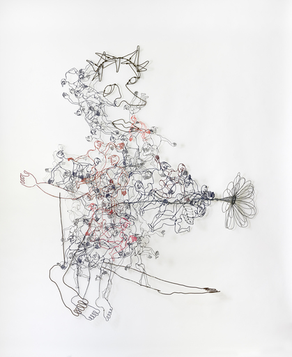 Beatrice DE DOMENICO - 雕塑 - Rise and Shine