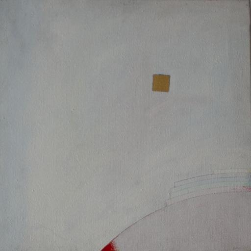 Eugenio CARMI - Peinture - Il mistero della luce