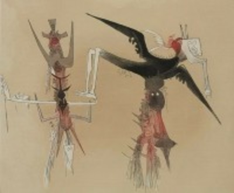 Wifredo LAM - Print-Multiple - Untitled Suite