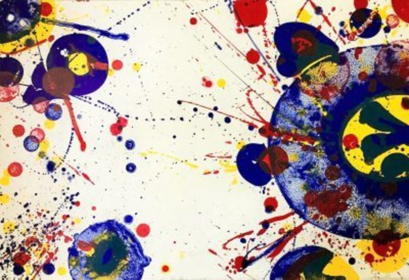 Sam FRANCIS - Print-Multiple - An Other Set - Y