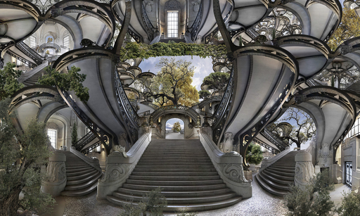Jean-François RAUZIER - Fotografia - Escalier du Gran Palais