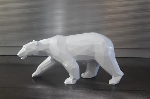 Richard ORLINSKI - Escultura - Ours Marchant