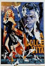 Mimmo ROTELLA (1918-2006) - La dolce vita