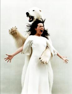 Jean-Baptiste MONDINO - Photo - Björk