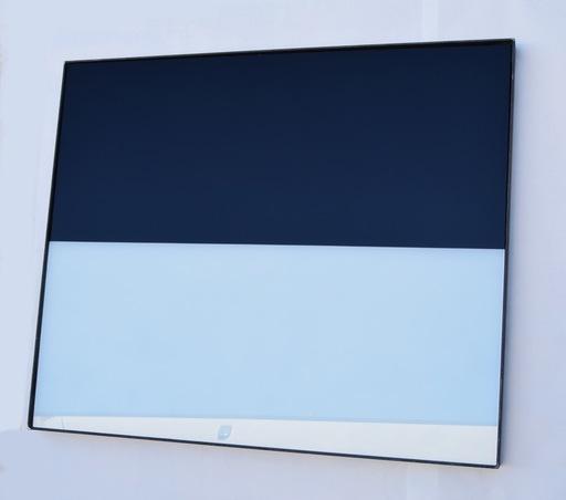 Alberto GARUTTI - Peinture - Orizzonte dedicato a...