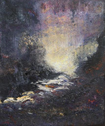Danielle MAILLET-VILA - Painting - Lumière