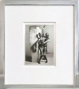 MAN RAY - Fotografia - Mr. and Mrs. Woodman #21