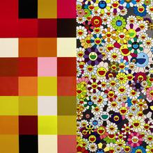 Takashi MURAKAMI (1962) - Acupuncture/Flowers