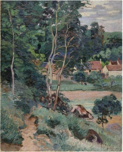 Armand GUILLAUMIN - Painting - Boigneville