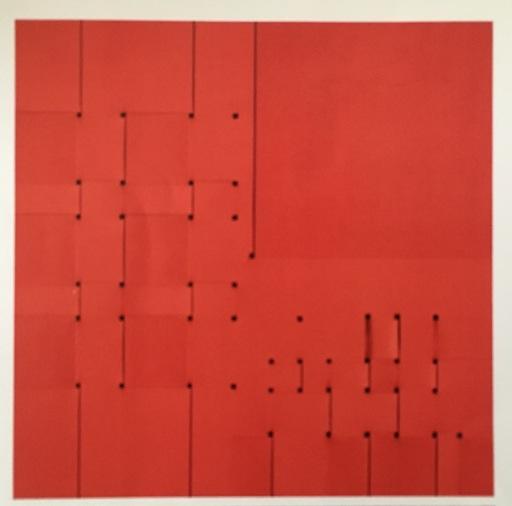 Armando MAROCCO - Peinture - Intreccio di situazioni
