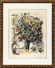Marc CHAGALL - Print-Multiple - Lecture