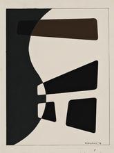 Paul VAN HOEYDONCK - Dibujo Acuarela - Sans titre