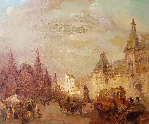 Arturo SOUTO - Peinture - ST