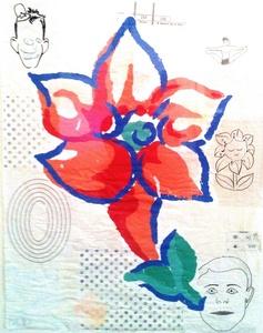 Donald BAECHLER - Gemälde - SAMPLE # 1