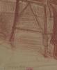 Hippolyte PETITJEAN - Drawing-Watercolor - Madame Petitjean Assise, 19 mai 1901