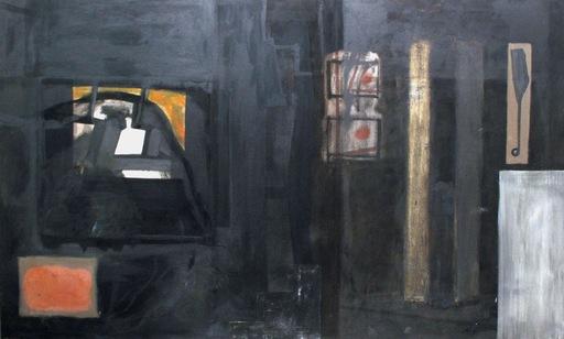 Luis Cruz HERNANDEZ - Pintura - Chez Santa Teresa