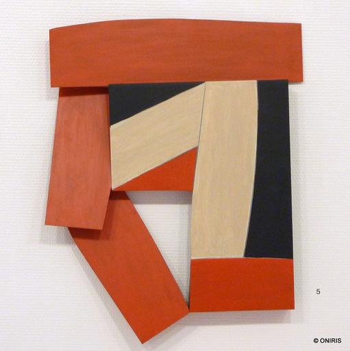 Alain CLÉMENT - Sculpture-Volume - 06 AV 9S
