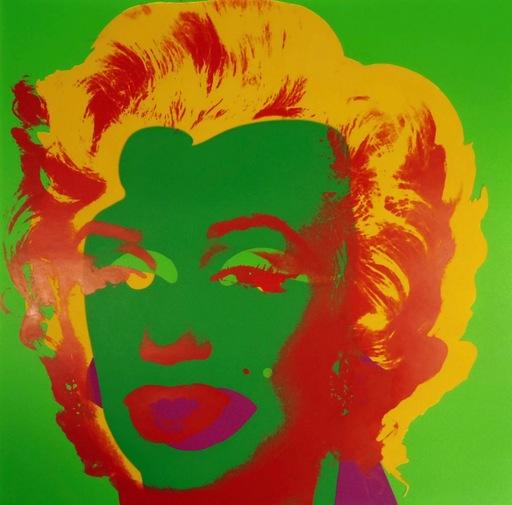 Andy WARHOL - Stampa-Multiplo - Marilyn II.25
