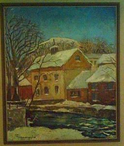 Isaac Hirsche GRÜNEWALD - Painting