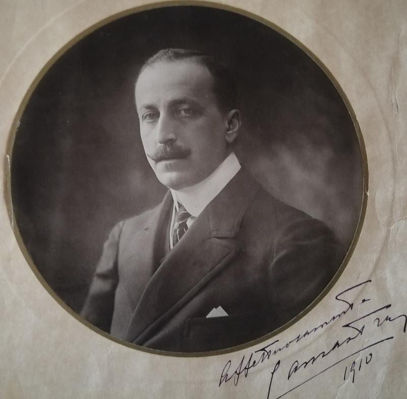 André TAPONIER & BOISSONNAS - Photo - Duca di CAMASTRA