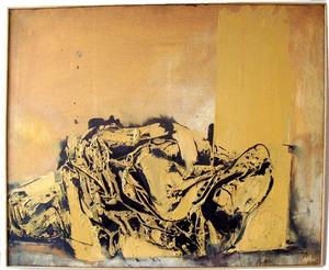 Rafael CANOGAR - Pittura - Senza titolo