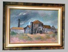 Robert LABOR - Painting - Pierrefonds Classic
