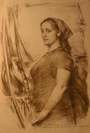 Igor Mihaylovich STAHANOV - Drawing-Watercolor