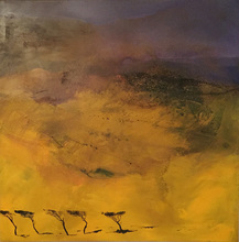 Gerhard ALMBAUER - Peinture - Marocco