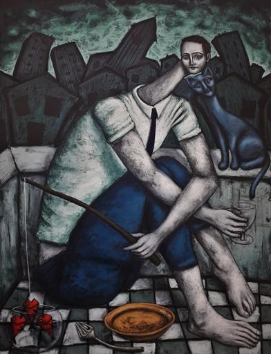 Nicolas MONJO - Pintura - Open space