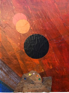 Roberto Gaetano CRIPPA - Pintura - Senza titolo