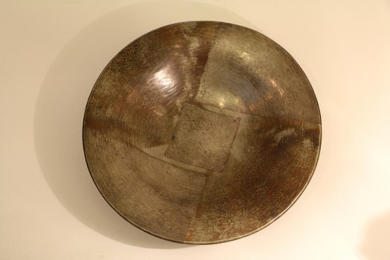 Jean DUNAND - Coupe en dinanderie de métal par Jean Dunand, années 20-30