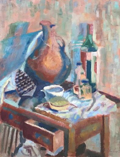 José PALMEIRO - Pintura - BODEGON